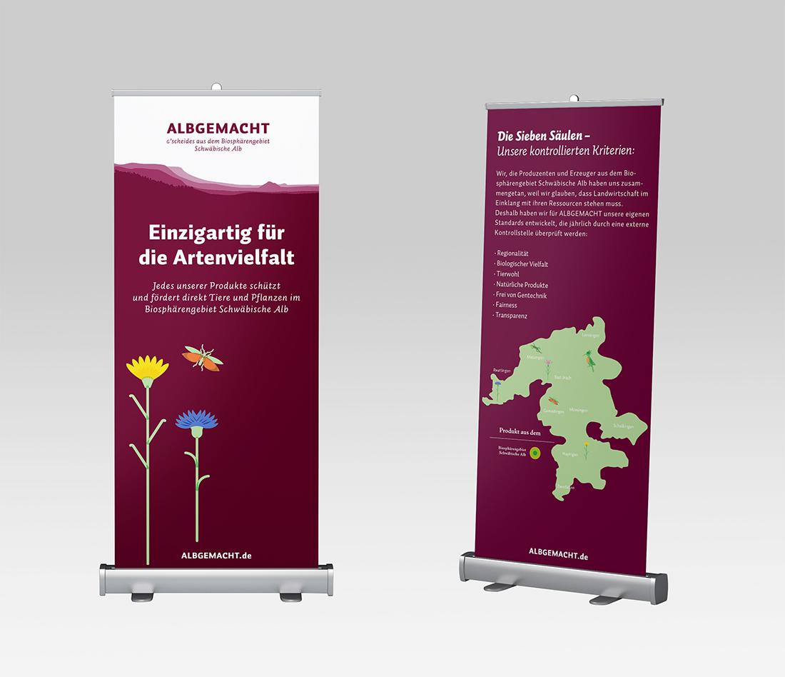 Albgemacht E V Brand Launch Packaging Design Die Kavallerie